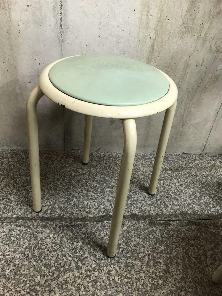 【 丸椅子 】幅32×高さ45cm ( 200円/1日 )※ 最大貸出可能数 20脚